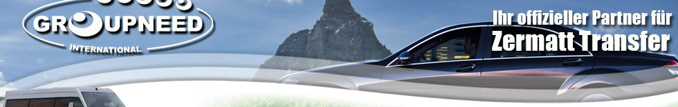 Airporttransfer to Zermatt with Limousine / Bus / Helicopter / Limousine